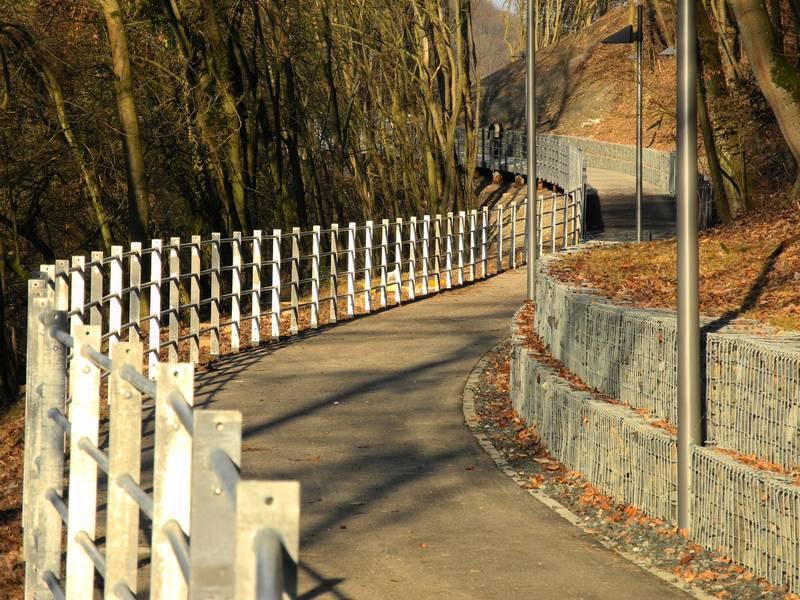 Brückenbau und Straßenbau Kirn
