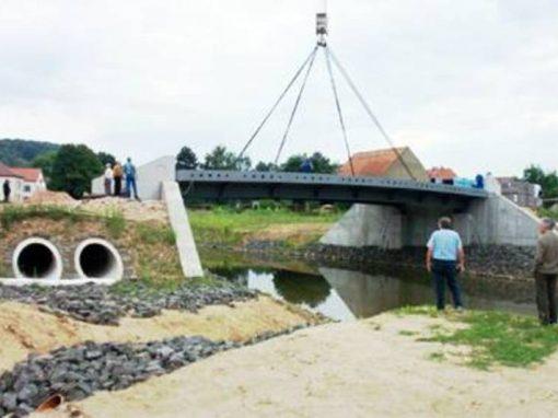 Brücken-Neubau über die Alsenz