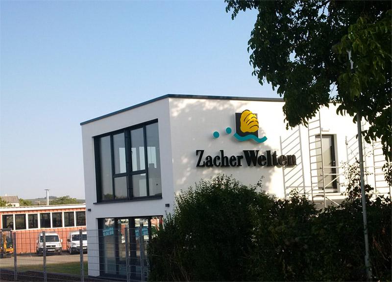 Neubau eines Firmengebäudes in Bad Kreuznach